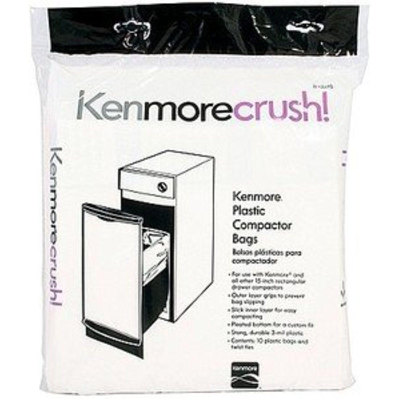 where to buy kitchenaid trash compactor bags