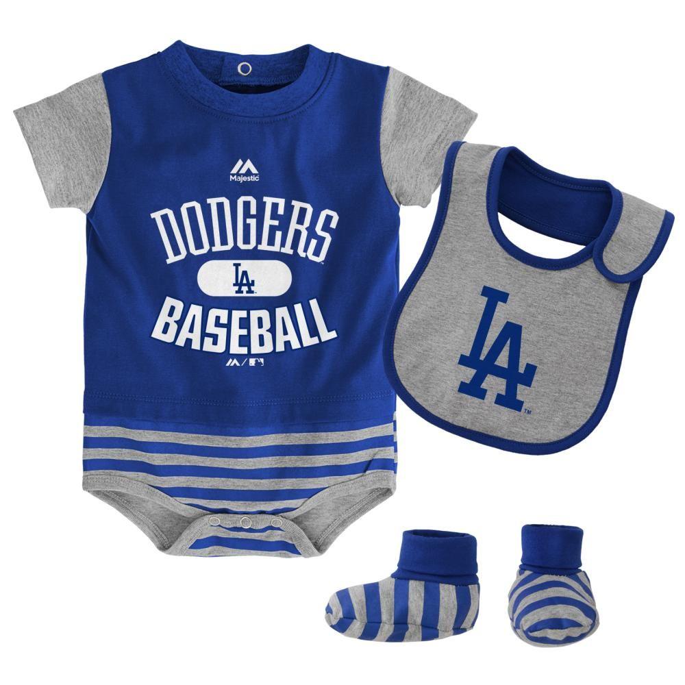 6753a69c6 Dodgers Baby Bodysuit
