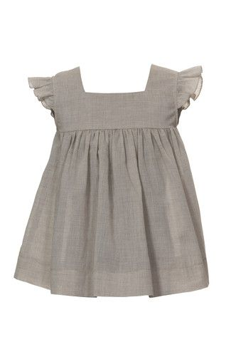 Burda Style - 5/2010 Tunic top with frilly sleeves for girls #150B