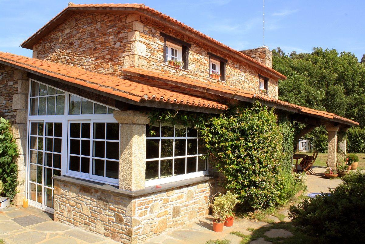 Publicaciones Sobre Construcciones De Casas Rusticas En Galicia Y