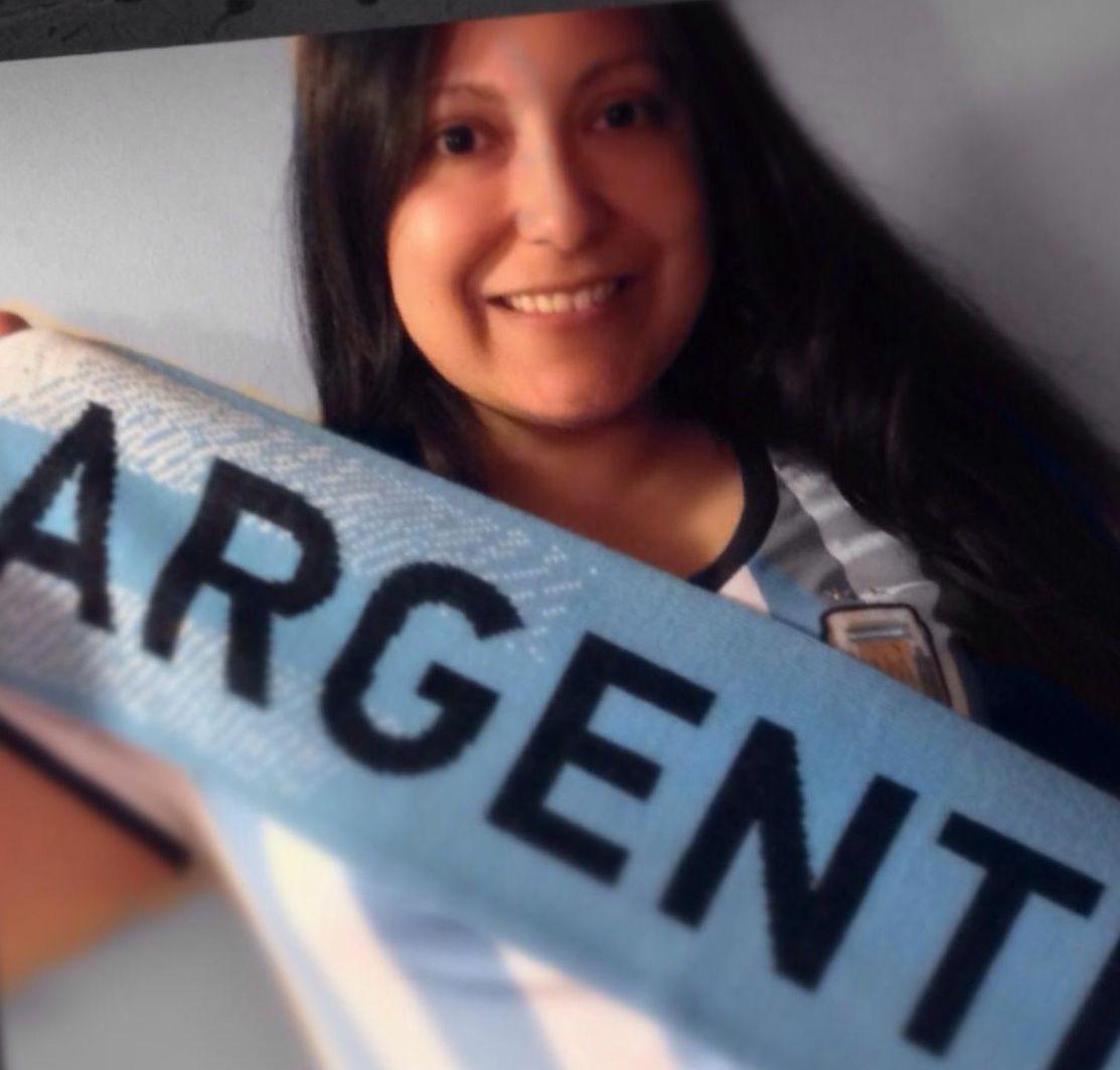 Porque soy argentina.