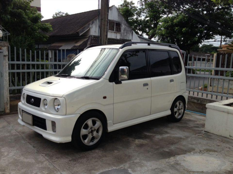 2000 Daihatsu Move Turbo Daihatsu Suv