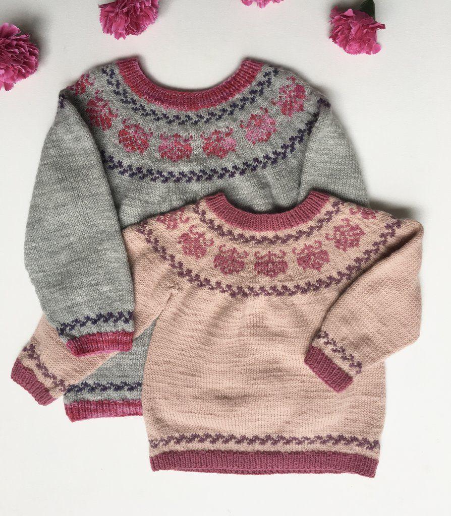 Rosalina Sweater - English | Future Knitting Projects | Pinterest ...
