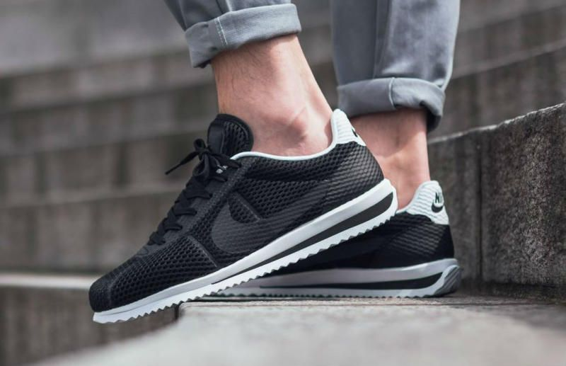 Nike Cortez Shoes On Feet