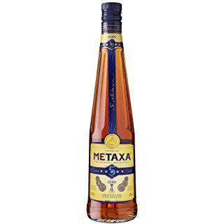 Metaxa 5 Star Brandy 70cl Bottle