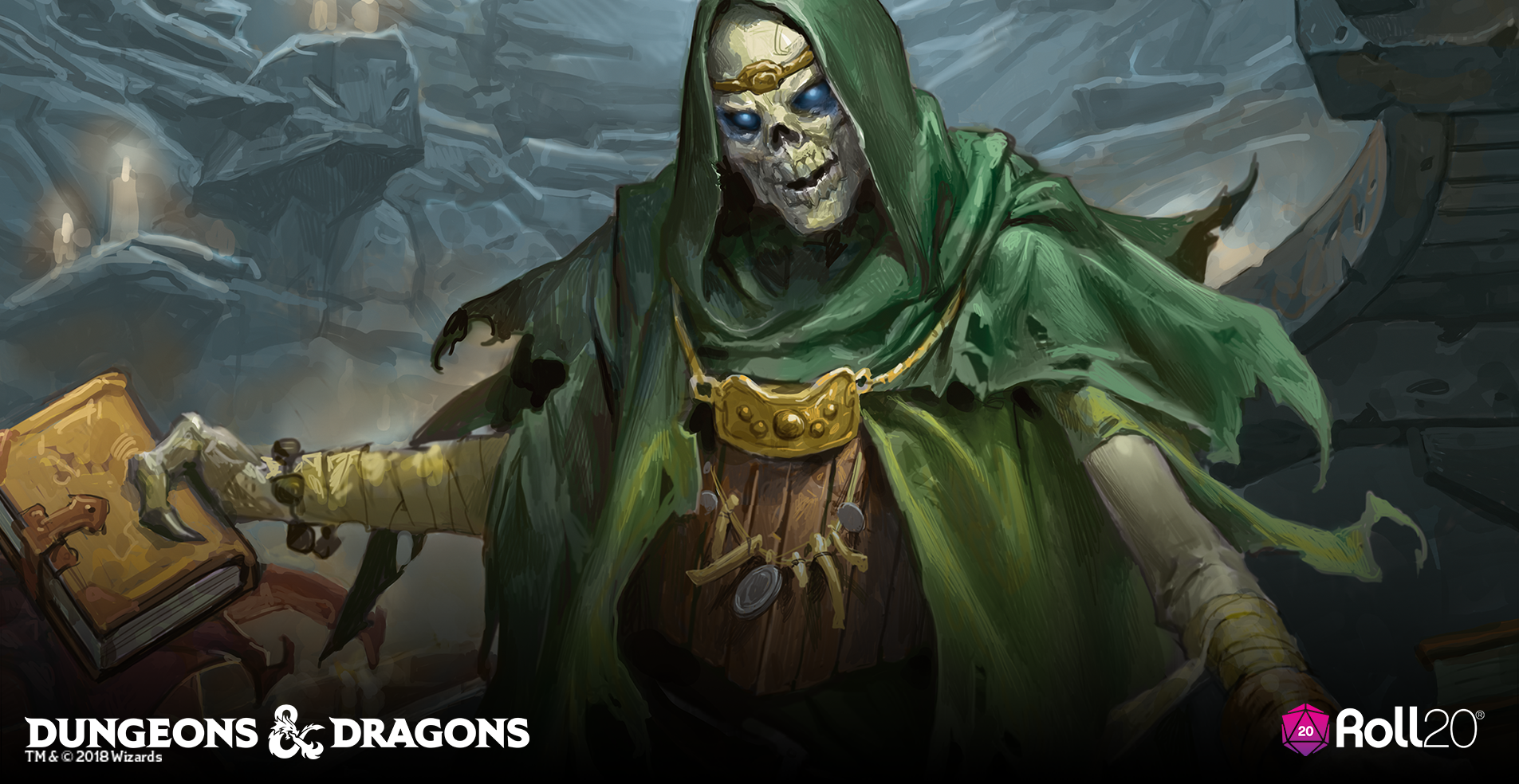 Roll20 lets D&D gamers into the Dungeon of the Mad Mage
