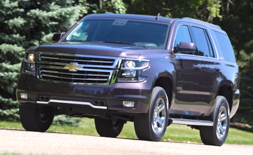 2018 Chevy Tahoe Rst Release Date Chevrolet Tahoe Chevy Tahoe