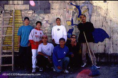 gang teenage hispanic - Google Search