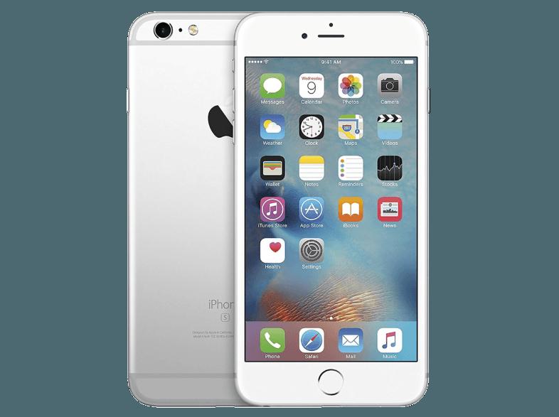 Apple Iphone 6s Plus 5 5 32gb Red 4g Plata Apple Iphone Apple Iphone 6