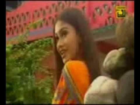 Ami saat sagor pari diye--Romantic Bangla Music Video