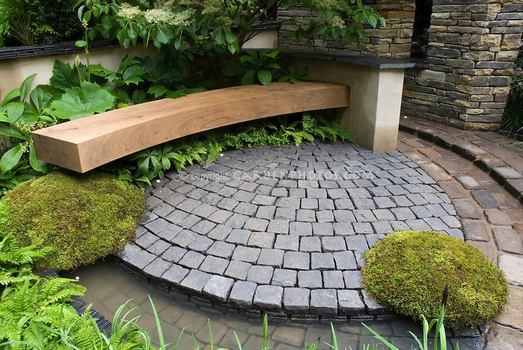 17 Best images about Garden benchseat ideas on Pinterest