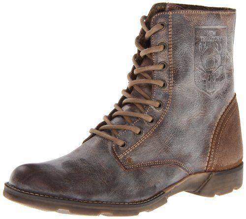 Steve Madden Men S Gramarcy Lace Up Boot Steve Madden 57