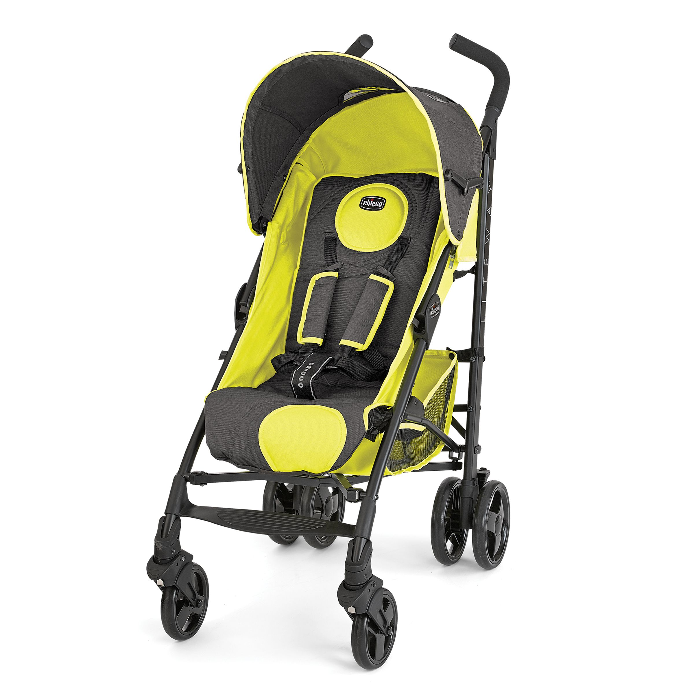 The Chicco Liteway is an and stylish