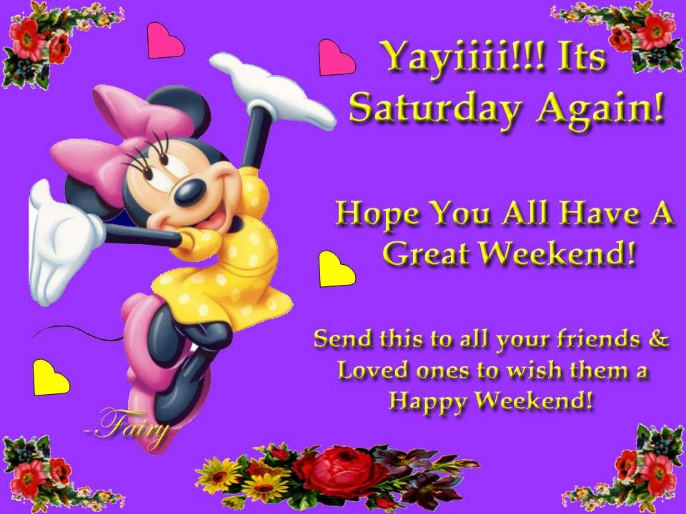 Good Morning Everyone Have A Great Weekend Archidev