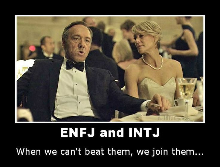 9 Reasons Why INTJs And ENFJs Belong Together
