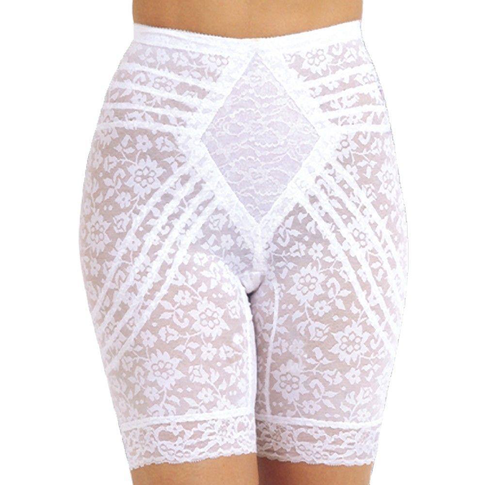 Rago Shapewear Long Leg Pantie Girdle Style 6795