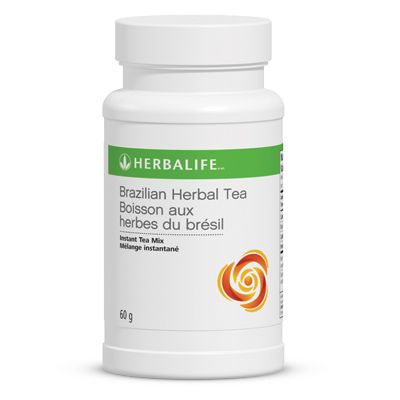 Stay on top of your game. Brazilian Herbal Tea's blend of guarana, orange pekoe and lemon peel provide a delicious pick-me-up any time of the day.