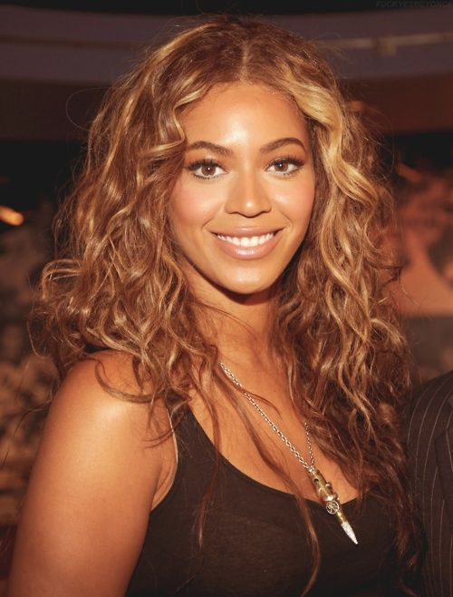 Beyonce On Her Hair Colour Inspiration For Ladies Brown Blonde