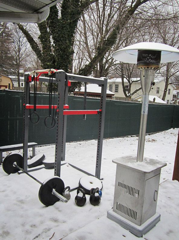 Garage gym inspirations ideas gallery pg outdoor crossfit