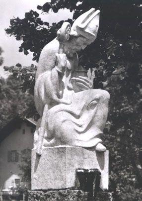 Josef Thorak (1889-1952) - St Rupertus