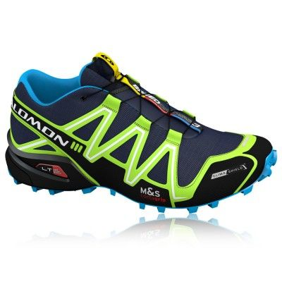 Salomon Speedcross 3 CS | Salomon shoes, Shoes, Running shoes