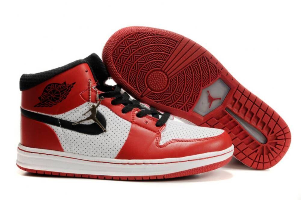Air Jordan Alpha 1 Mens Shoes Black