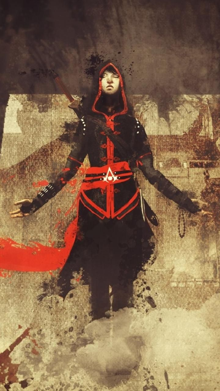 Download This Wallpaper Iphone 6 Video Game X2f Assassin 39 S Creed Unity 1440x25 All Assassin S Creed Assassins Creed Artwork Assassin S Creed Wallpaper