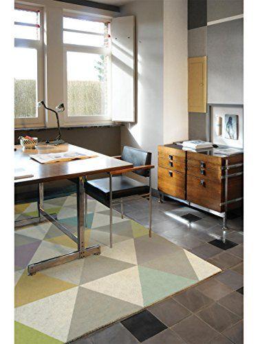 benuta Teppiche Moderner Designer Teppich Pastel Geomet Multicolor