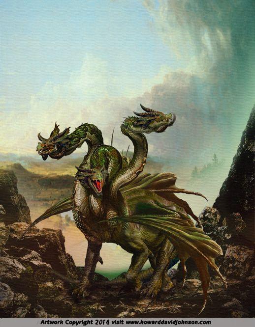 Russian Mythology: Myths And Fairy Tale Art By Howard