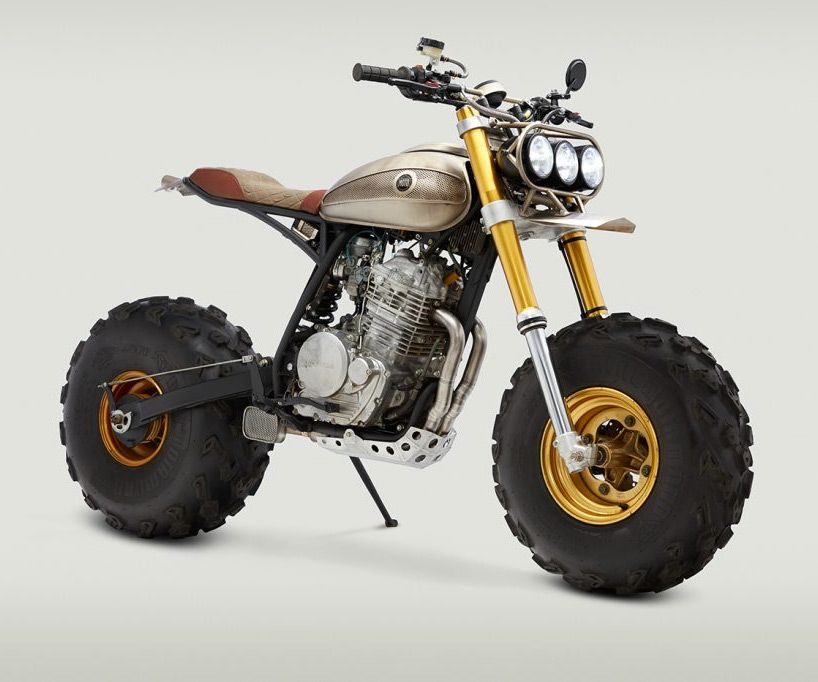 BW650 Motorcycle | DudeIWantThat.com