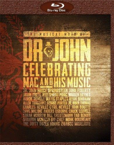 Music videos: The Musical Mojo Of Dr. John: Celebrating Mac And ...