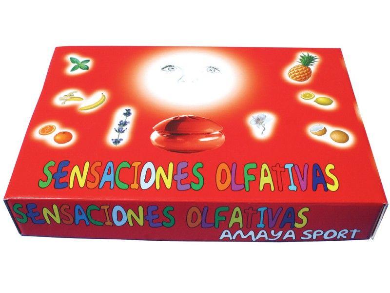 Sensaciones Olfativas Sensoriales - 12 esencias para trabajar el ...