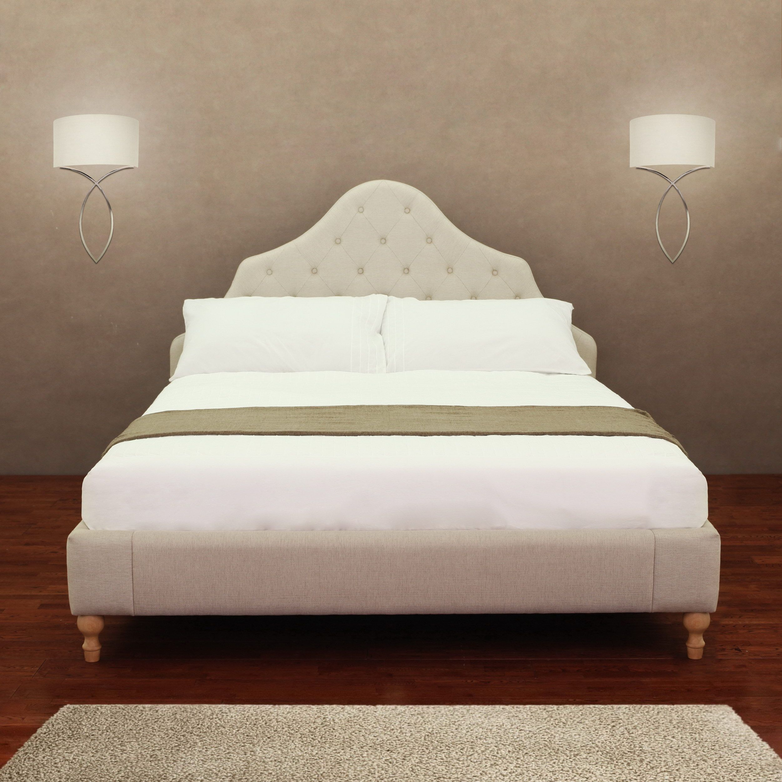 Overstock Com Online Shopping Bedding Furniture Electronics Jewelry Clothing More Queen Bed Frame Queen Size Bed Frames Bed Frame And Headboard