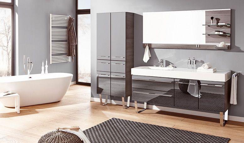 LEONARDO living - Bad #leonardoglasliebe LEONARDO Living - badezimmer waschbecken mit unterschrank