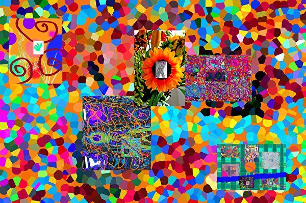 11-5-2056N by Walter Paul Bebirian Digital ~  x