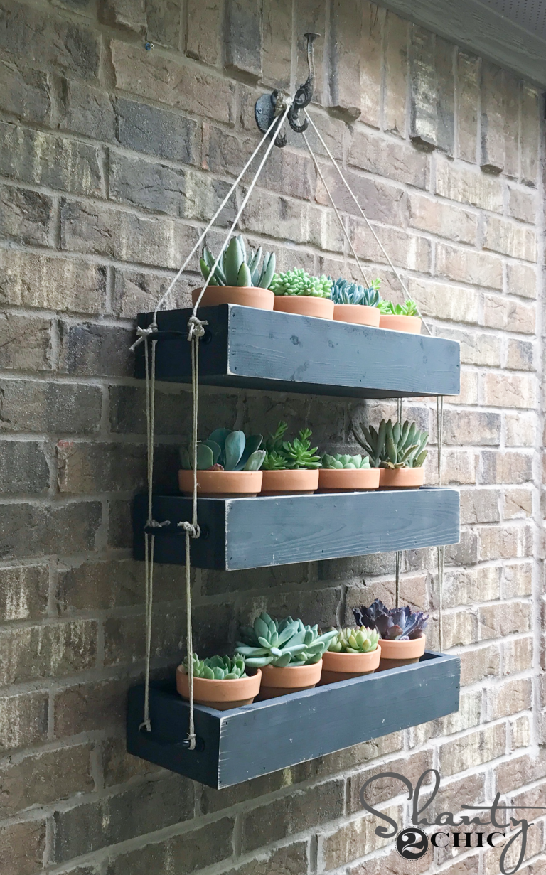 Diy Hanging Planter And How To Video Tools Building 400 x 300