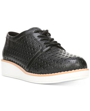 Fergalicious Everly Lace-Up Oxfords - Black 6.5M