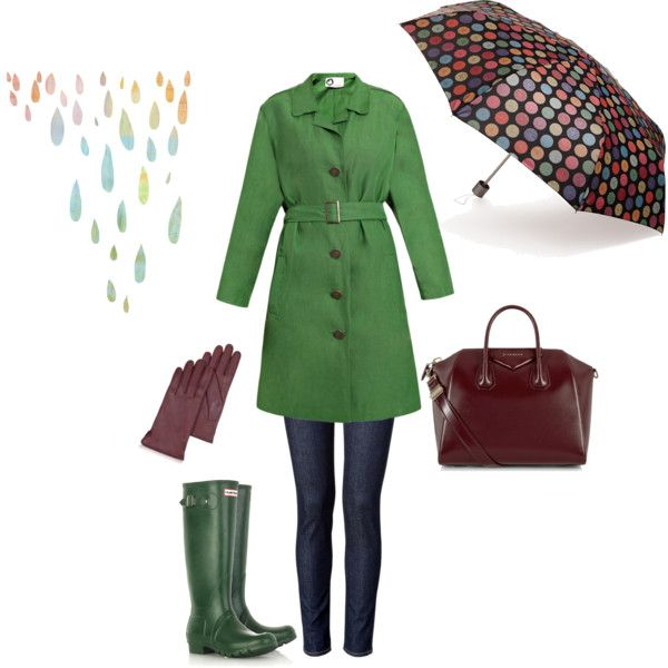 """Let's Jump In Puddles!"" by jjanstover on Polyvore"