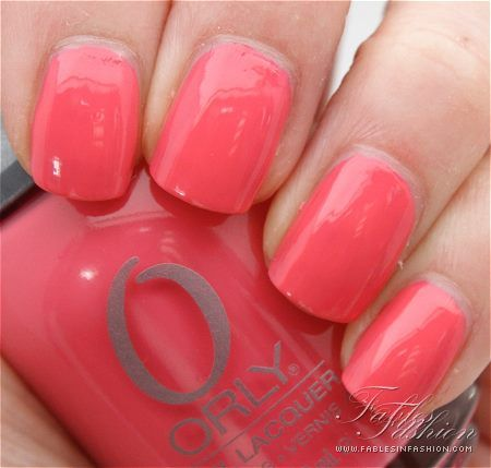 Vernis ORLY - Coquette Cutie en SOLDE ! STOCK LIMITES ! http://www.manucure-beaute.com/roses-orly/3459-coquette-cutie-096200007420.html