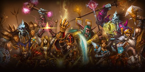 First Look At World Of Warcraft Warlords Of Draenor World Of