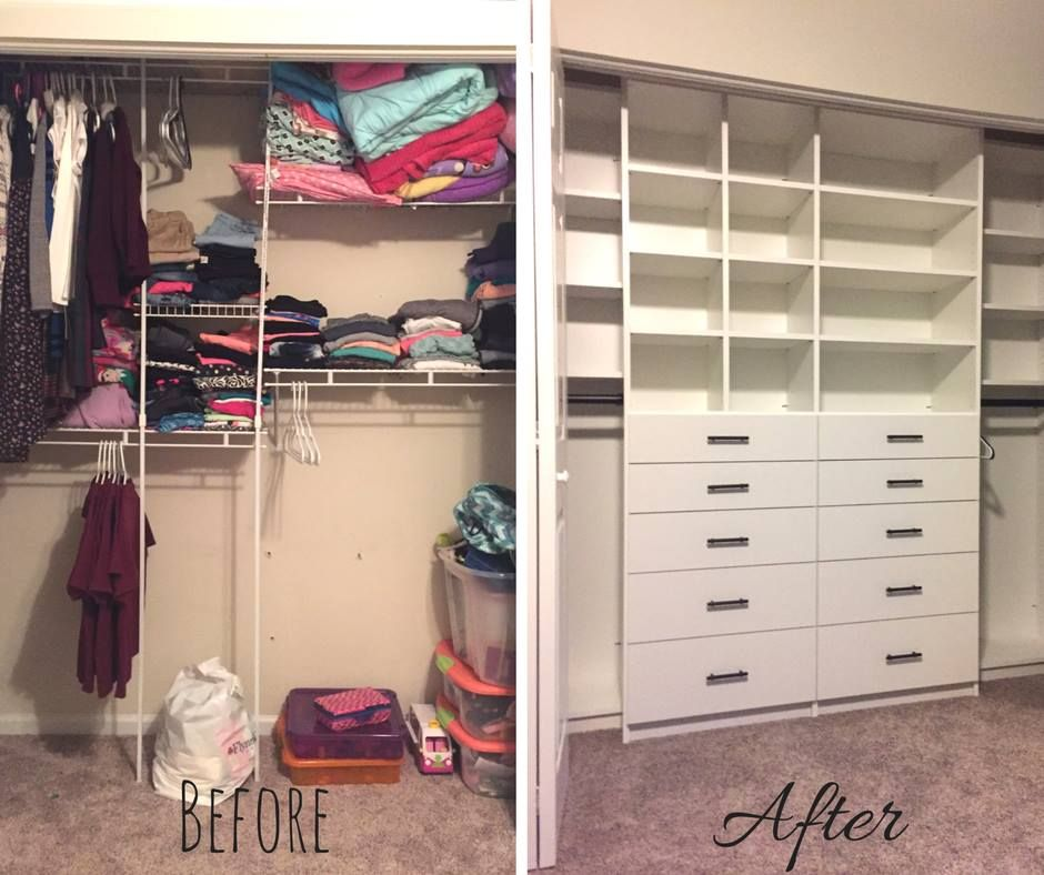 Captivating Custom Closets
