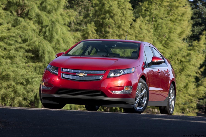 2014 Chevrolet Volt Carfanboys Com Chevy Volt Car Chevrolet