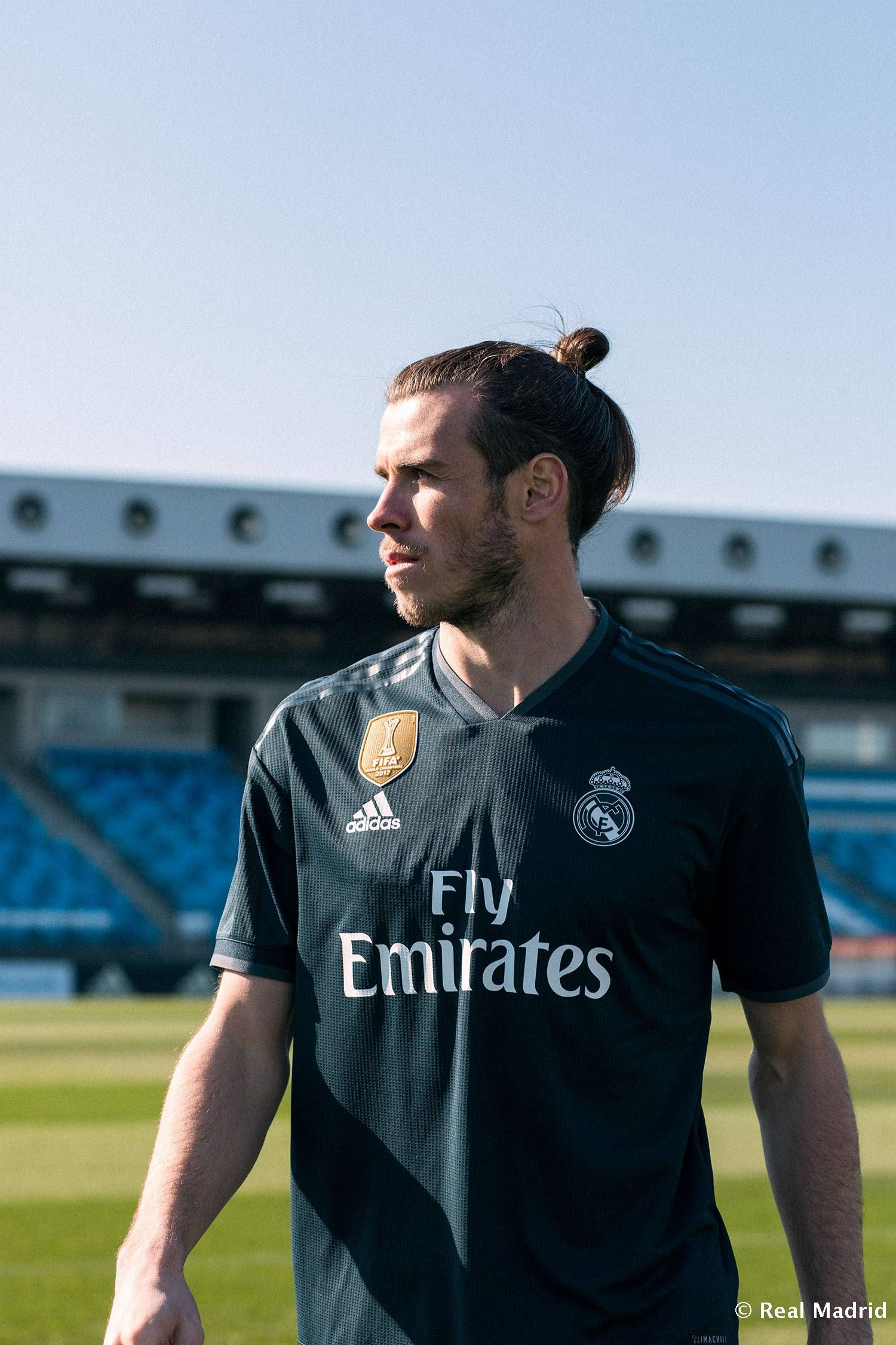 Heres The New Shirt For The 2018 19 Season Photos Real Madrid Cf Real Madrid Shirt Gareth Bale Real Madrid