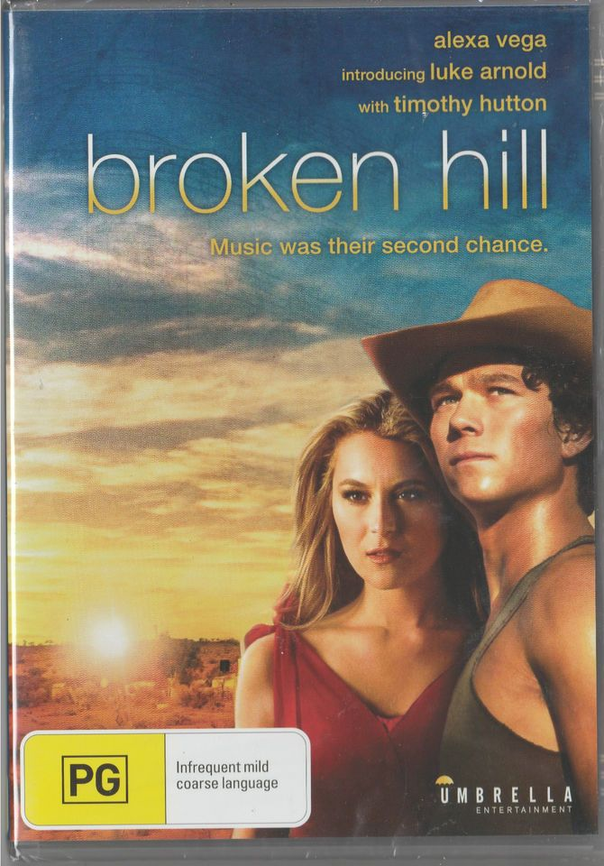 Broken Hill Dvd Movies Film Music Books Timothy Hutton