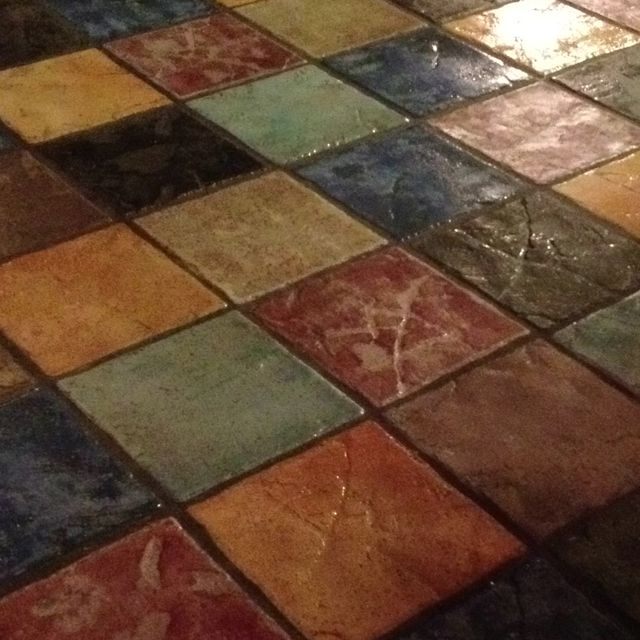 Mexican Tile I Want This As The