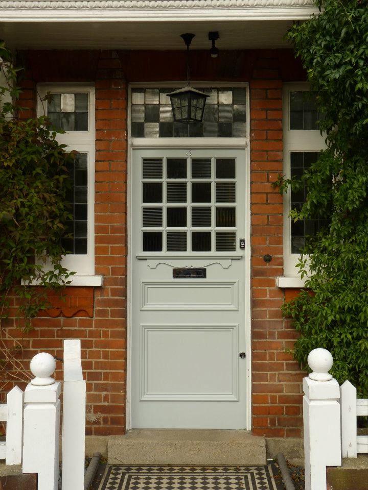 The London Door Company \'Powder Grey\' paint colour - Satin ...