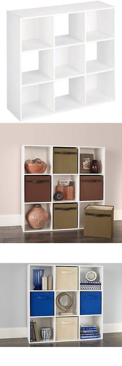 Superb Closet Organizers 43503: Closetmaid Cubeicals 9 Cube Organizer White New  U003e  BUY IT