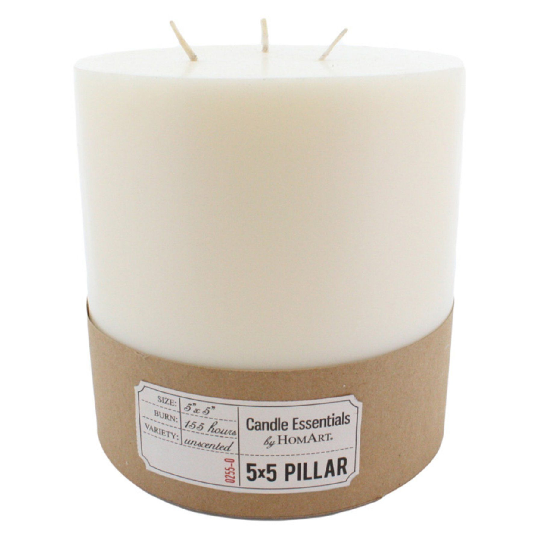 Pillar candle diam x h in products