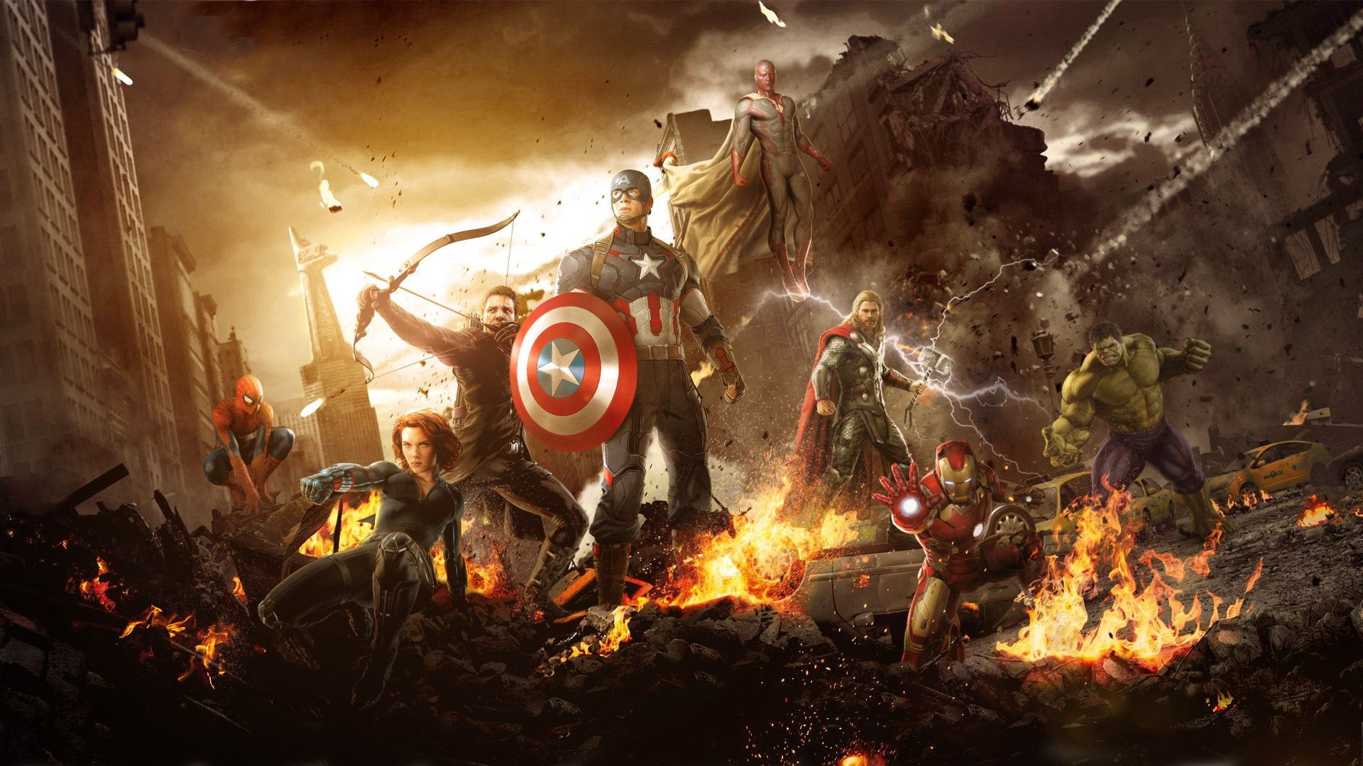 avengers hd wallpapers 1080p high quality o oshka pinterest