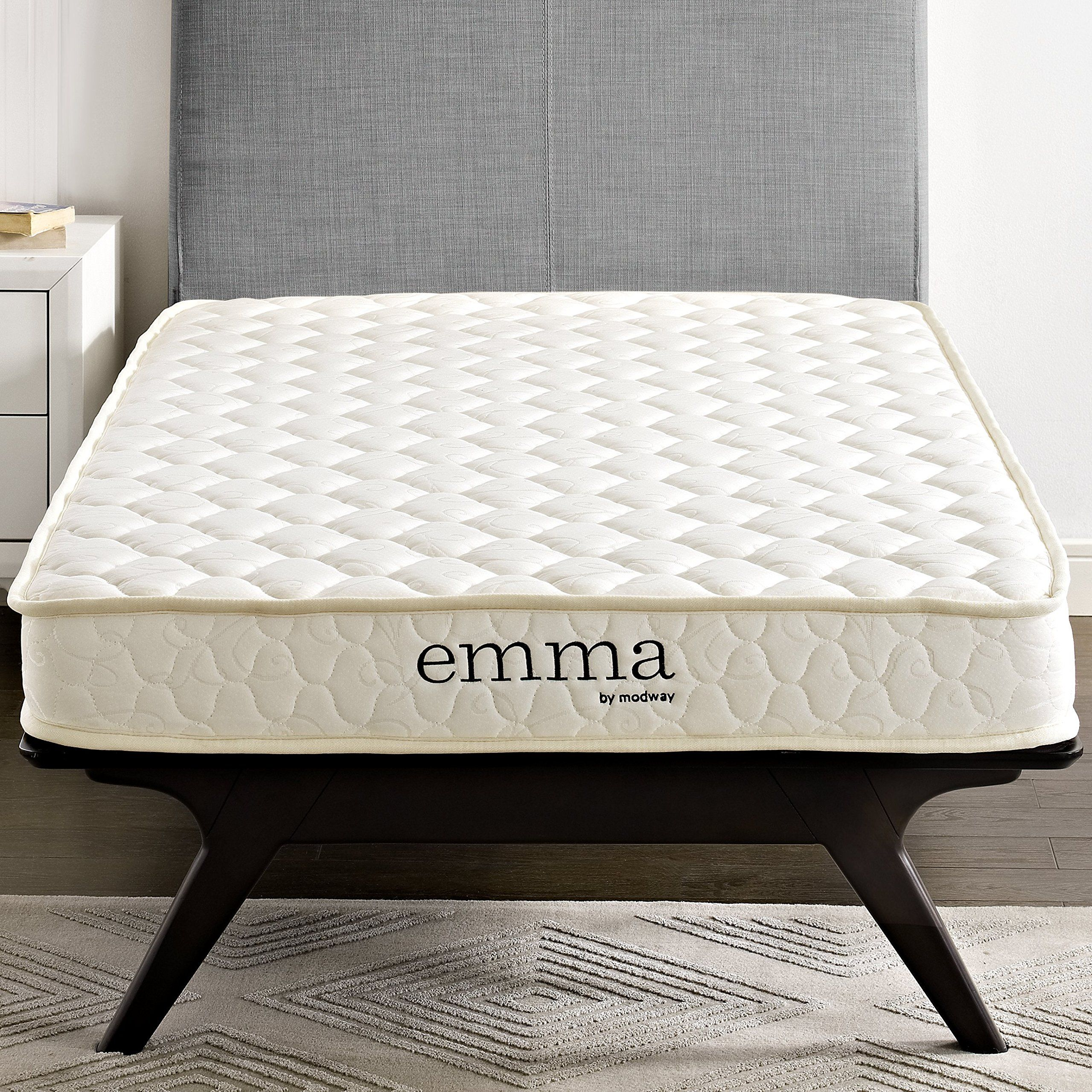 Modway Emma 6a Twin Foam Mattress Firm Mattress For Guest Or Kid Room 10year Warranty For More Information Vi Twin Foam Mattress Firm Mattress Mattress